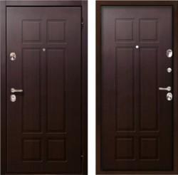 Стальная входная дверь Бульдорс 25