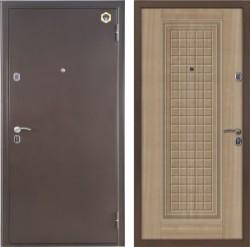 Стальная входная дверь Бульдорс 12С