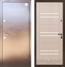 Стальная входная дверь Бульдорс 33М
