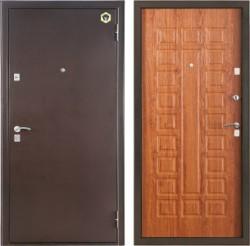 Стальная входная дверь Бульдорс 33