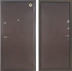 Стальная входная дверь Бульдорс Steel 23