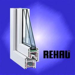 REHAU  - окна двери ПВХ