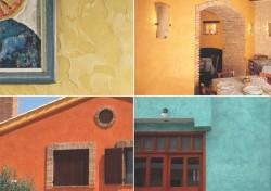 Velatura - декоративная краска с эффектом старины