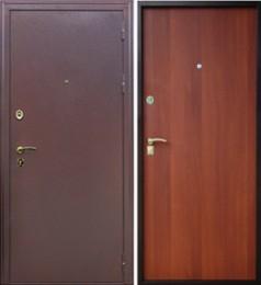 Стальная дверь «Стандарт»