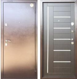 Стальная входная дверь Бульдорс 24М
