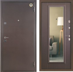 Стальная входная дверь Бульдорс 27