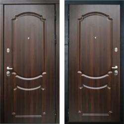 Входная дверь Рим Орех