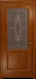Дверь остекленная Лаура