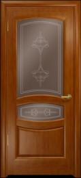 Дверь остекленная Анастасия